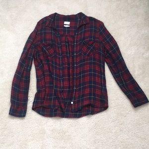 Caslon flannel
